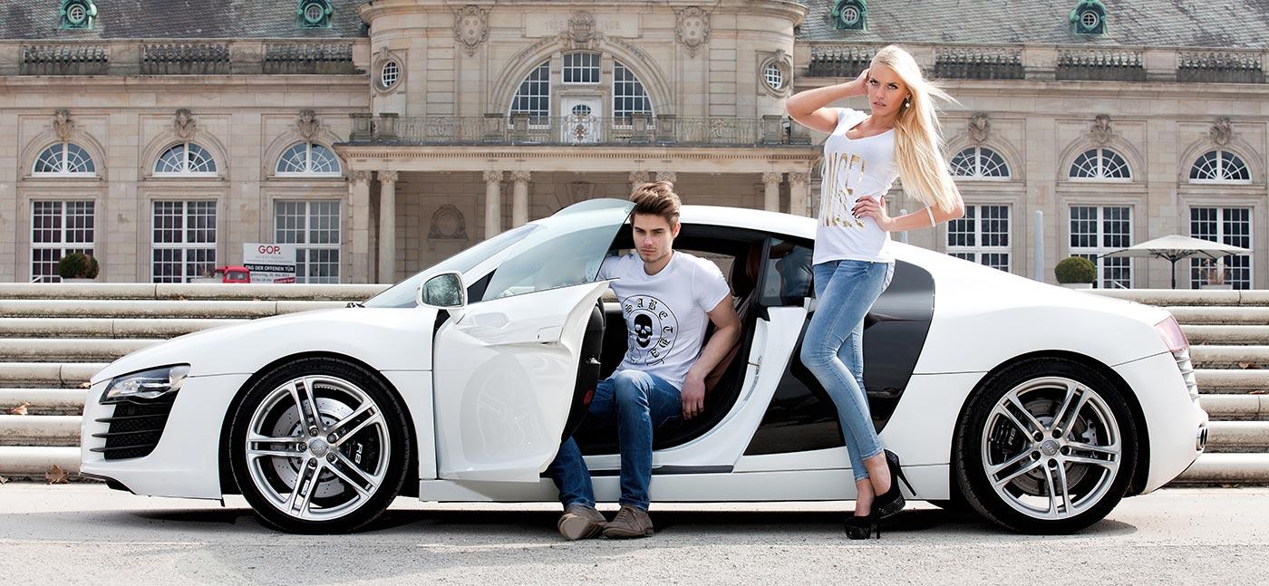 Fashionfotografie-Modefotografie