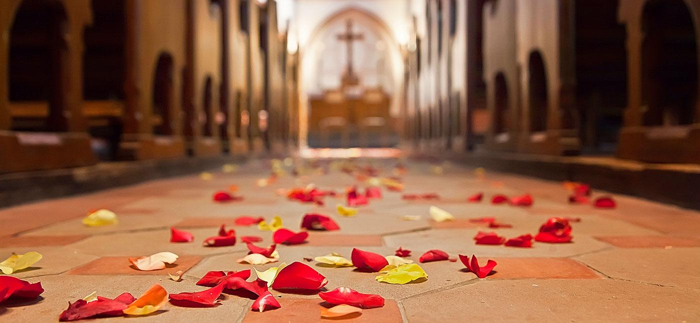 Hochzeitsfotografie-Trauung