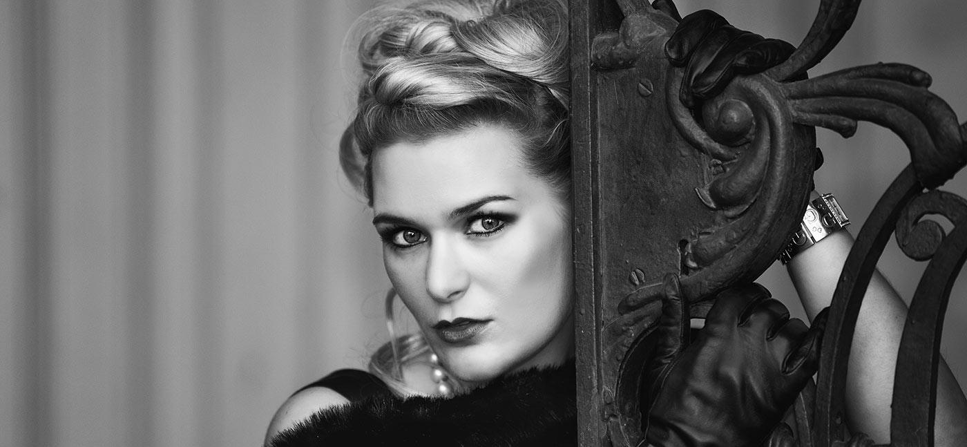 Portrait-Modelfotografie