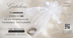 Geschenkgutschein-Hochzeit